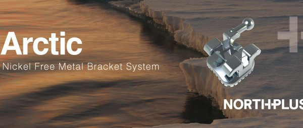 BRACKET METÁLICO SERIE ARCTIC SIN NIQUEL ROTH Y MBT .022, HOOK EN 3-4-5 NORTHPLUS ORTHODONTICS