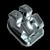 Bracket Metálico Serie Iceberg Roth .022, 1 Caso de 20 piezas, Hook en 3-4-5 NORTHPLUS ORTHODONTICS