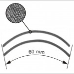 Retenedor Lingual Universal 1.2 mm NORTHPLUS ORTHODONTICS