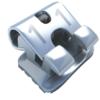 Bracket Metálico Autoligado Flair SLT .022, PRESCRIPCIÓN DAMON STANDARD (fabricación 3 CAD-CAM/CNC), 1 Caso de 20 piezas, marca ADENTA