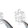 Instrumento de apertura bracket autoligado estético Breeze (Adenta)