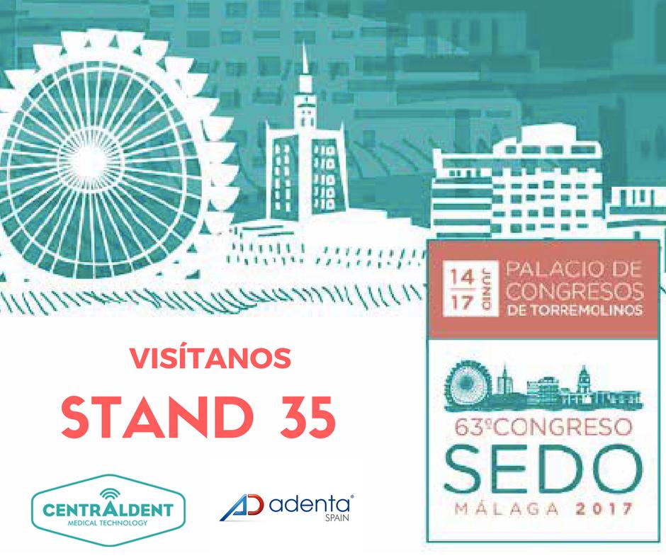 Centraldent – Adenta estará presente en la 63º edición del Congreso de la SESO
