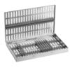 Bandeja para esterilización de instrumentos 180x140x25 mm (Hammacher)