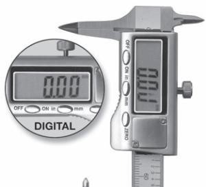 Calibre Digital Hammacher