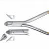 Alicate Corte de Ligadura Tungsteno 125 mm (Hammacher)