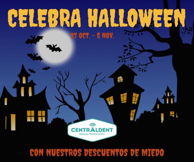 Celebra Halloween con nuestros descuentos de miedo