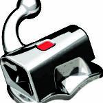 Tubo simple no convertible de cementado directo TOP FIT, Trompeta 1st molar - UL & LR. Torque Cero. Paquete de 10 Uds. (ADENTA)