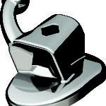 Tubo simple no convertible de cementado directo TOP FIT, MINI Trompeta - 2º molar - UL & LR. Torque Cero - Paquete de 10 Uds. (ADENTA)