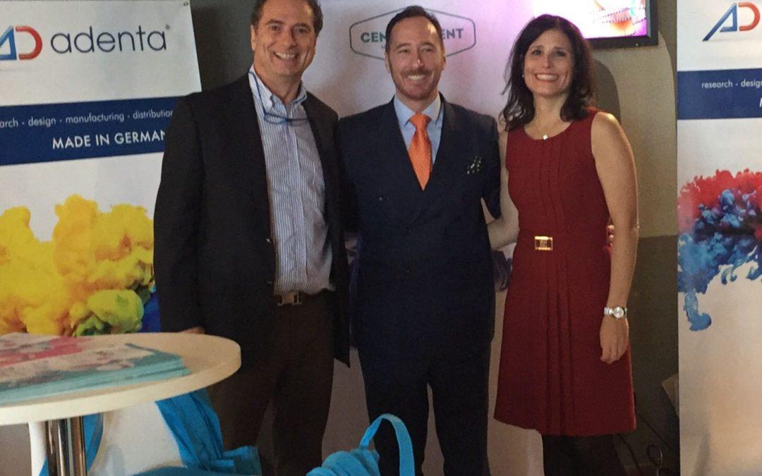 Gracias por visitarnos en el  IV SIMPOSIO INTERNACIONAL DE ORTODONCIA organizado por la Universidad de Salamanca en Madrid el pasado 19 y 20 de Enero de 2018.