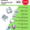 PACK INICIACIÓN ZAFIRO - 30% DESCUENTO