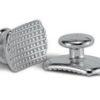 Botón Lingual Adhesión Directa Rectangular Base Curva.10 unidades - Ortho Technology
