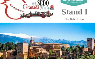 ¿Vienes a Granada? Te esperamos en la 65 Edición del CONGRESO DE LA SEDO. Visítanos en el STAND nº 1