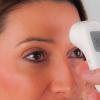 Termómetro digital infrarrojo sin contacto